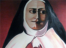 Mother Mary Veronica, Founder of Carmelite Nuns